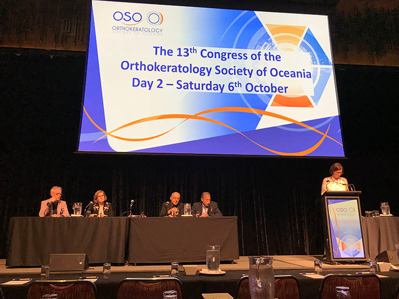 The 13th Congress of the Orthokeratology Society of Oceania #OSO2018