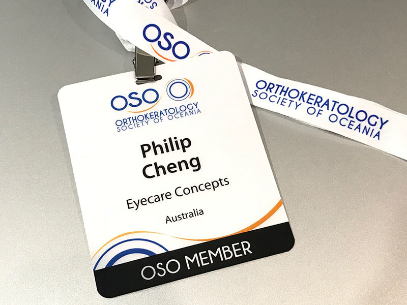Our Melbourne Ortho K optometrist Dr Philip Cheng is a member of the Orthokeratology Society of Oceania.
